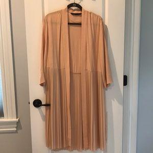 Zara Nude Kimono